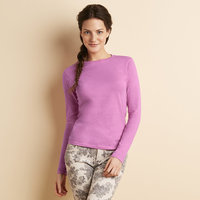 Softstyle™ Ladies Ringspun Long Sleeve T-Shirt